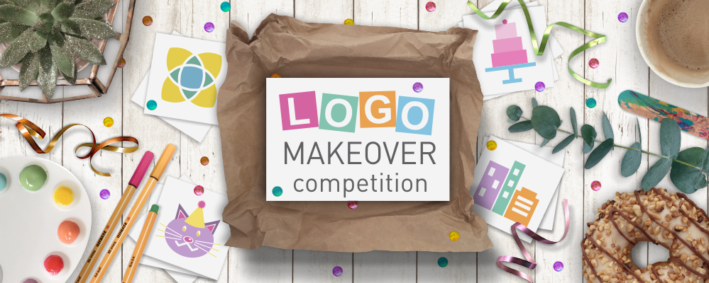 Logo makeover competition